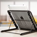 Mesh Laptop & iPad Stand