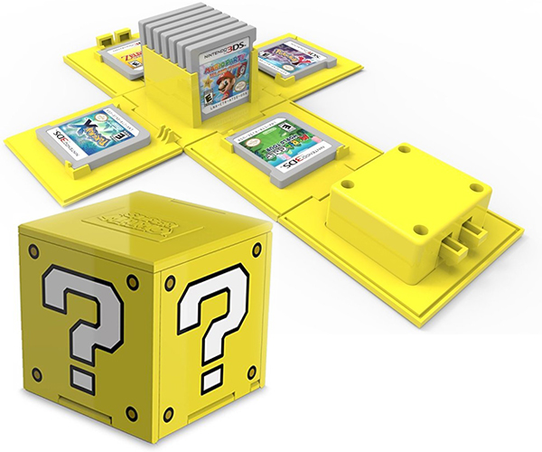 Pop N Display Question Block