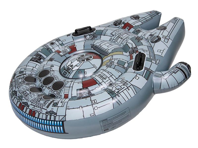 Star Wars Millennium Falcon Pool Float