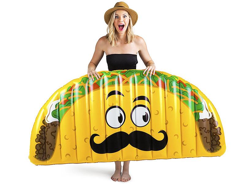 Taco Pool Float