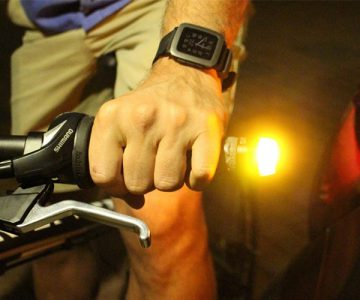 WingLights Mag Turn Signals for Bicycles