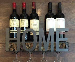 Home Wine Rack