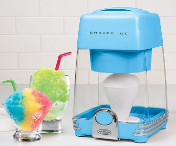Shaved Ice Snow Cone Machine