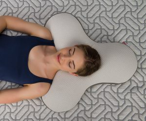 Celliant Sleep Boomerang Memory Foam Pillow