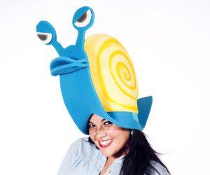 Funky Snail Hat