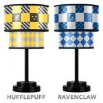 Harry Potter Table Lamp Hogwarts House