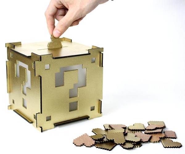 Mario Mystery box