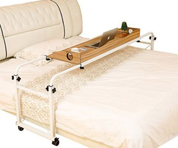 Overbed Cross Bed Table