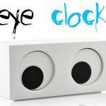 The Eye Clock - Funky Gifts