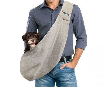 FurryFido Pet Sling Carrier