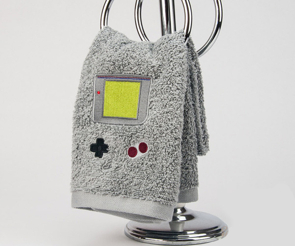 Nintendo Game Boy Hand Towel