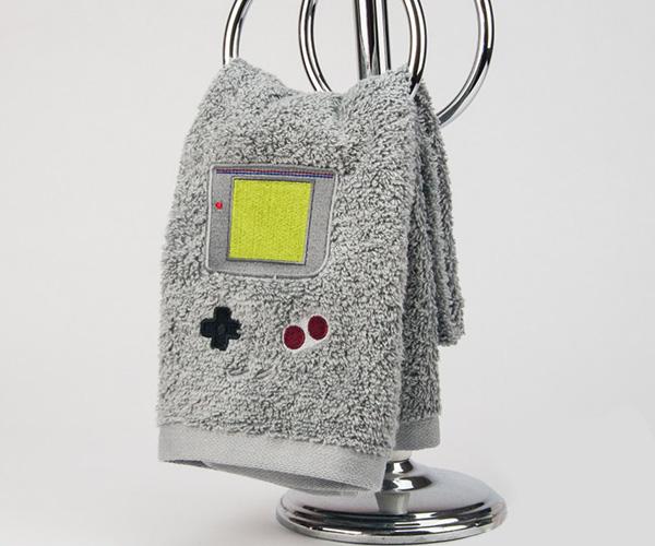 Nintendo Game Boy Hand Towel