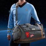Star Trek The Original Series Universal Traveler Duffel Bag