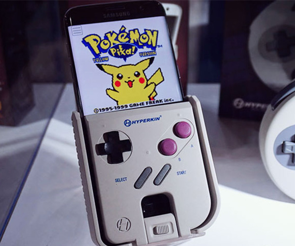 Game Boy Smartphone Device