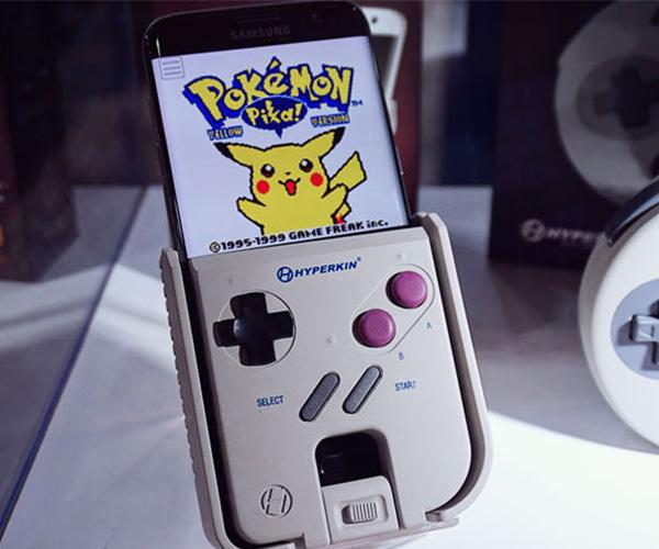 Game Boy Smartphone Device
