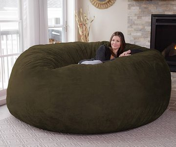 Giant 8ft Chill Sack Bean Bag