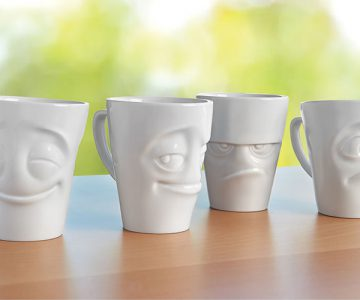 EmotiMugs - Coffee Mugs With Expressions