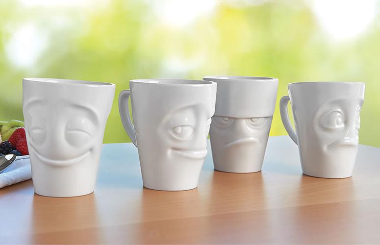 EmotiMugs - Coffee Mugs With Expressions