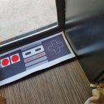 Nintendo NES Controller Floor Mat