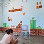 Nintendo Super Mario Bros Wall Graphics
