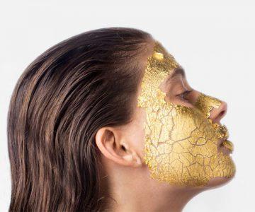 Pure 24K Gold Facial Mask