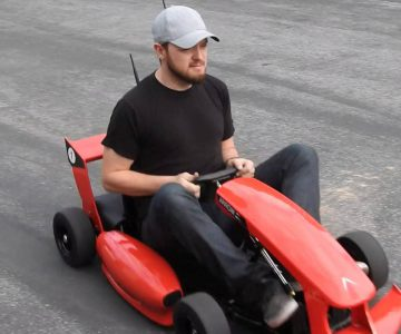 Actev Arrow Smart Electric Go-Kart