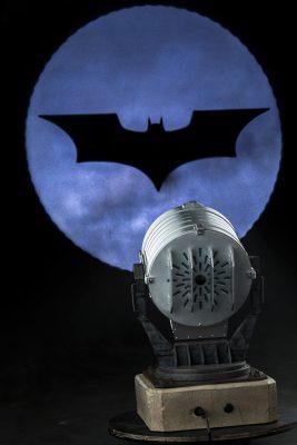 Bat-Signal Prop Light