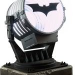 Bat-Signal Prop Light