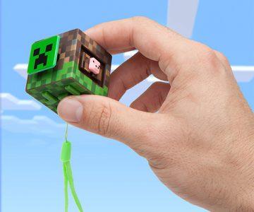 Minecraft Grass Activity Block