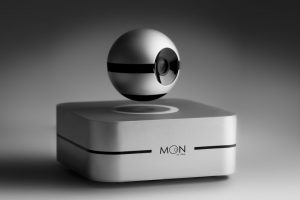 Moon by 1-Ring: World's Coolest Levitating Smart Security Camera