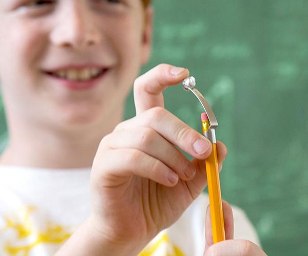 Pencil Slingshot Clips