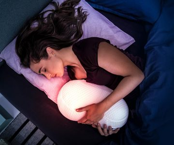 Sleep Improvement Robotic Pillow