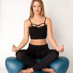 Ergonomic Alexia Meditation Seat