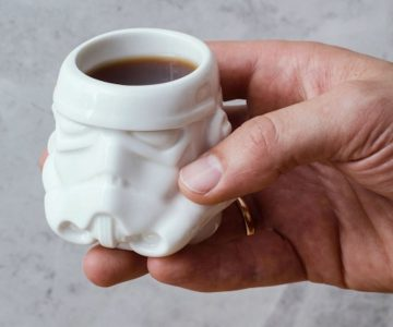 Star Wars Stormtrooper Espresso Mugs