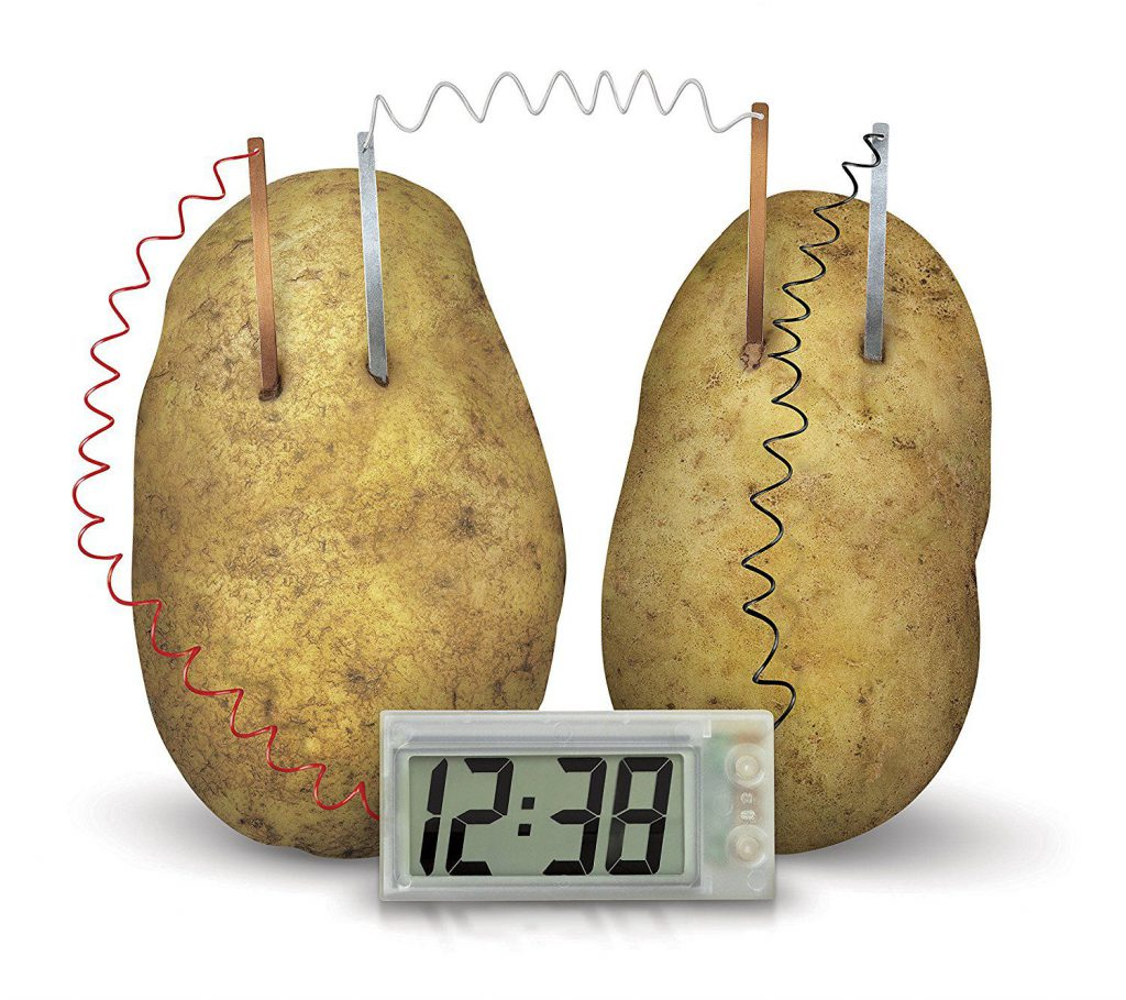 The Potato Clock