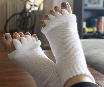 Toe Separator Socks