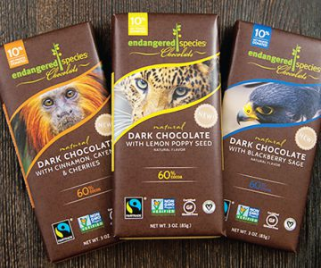 Endangered Species Chocolates