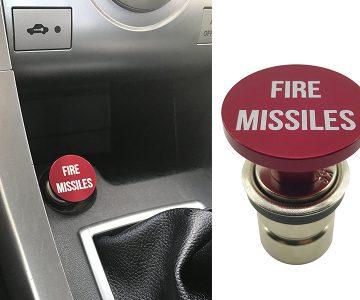 Fire Missiles Car Lighter