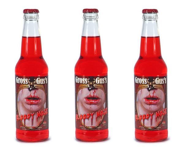 Gross Guss - Bloody Nose Soda