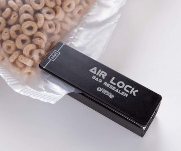 Handheld Air Lock Bag Sealer
