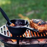 Lodge Sportsman's Charcoal Grill