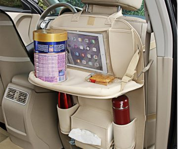 Multifunctional Car Back Seat Organizer