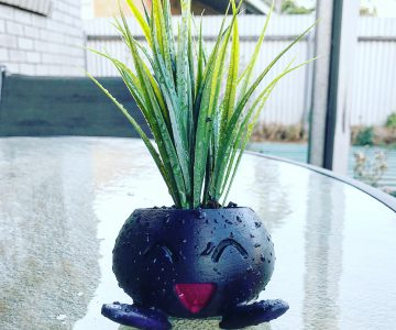 Pokemon Oddish Planter