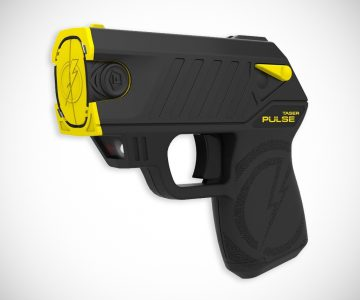TASER Pulse Civilian Legal Stun Gun