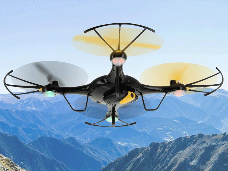 Tenergy Syma X5UW Wifi FPV Camera Drone