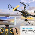 Tenergy Syma X5UW Wifi FPV RC Camera Drone