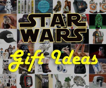 101 Best Star Wars Gadgets, Gifts & Merchandise For Star Wars Fans
