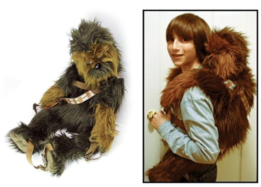 Chewbacca Buddies Backpack