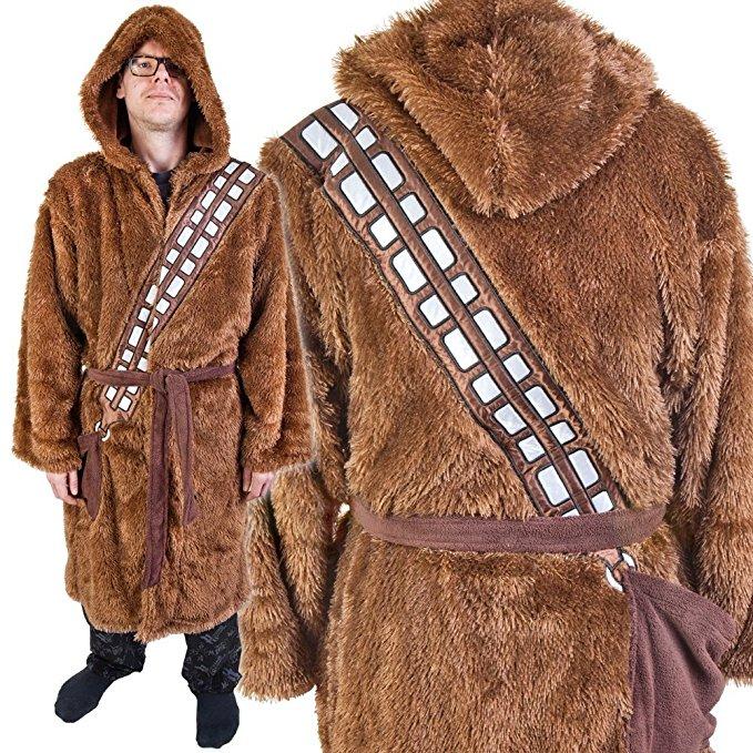 Chewbacca Sherpa Robe