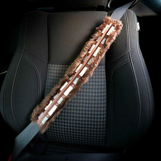 Chewbelta Chewbacca Car Seatbelt Cover